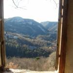 la finestra sulle Arme del Finalese