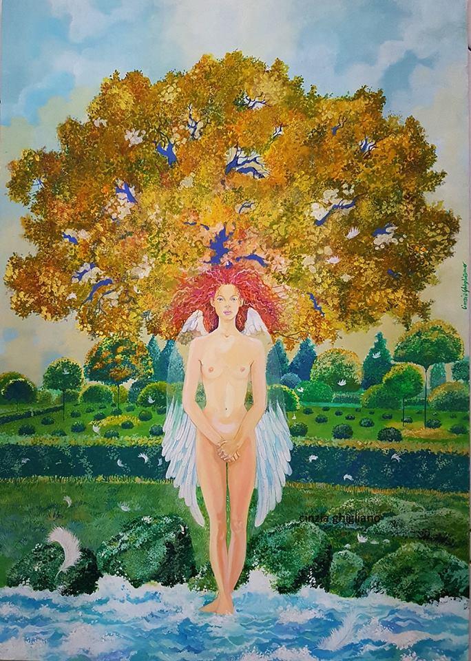 L'angelo della quercia
