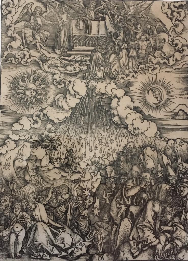 Albercht Dürer, Apocalisse (xilografia)