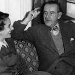 Erika e Thomas Mann