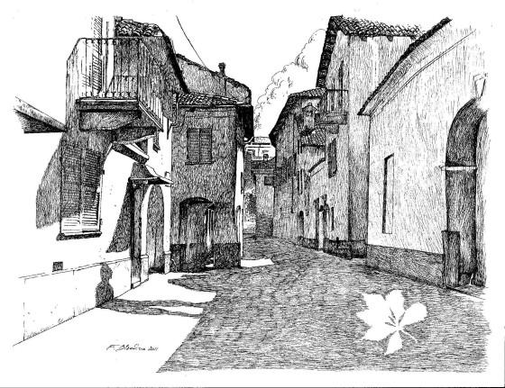 F. Blandino, L'ombra del vento
