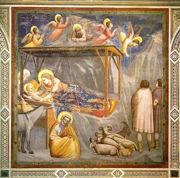 Giotto, Natività