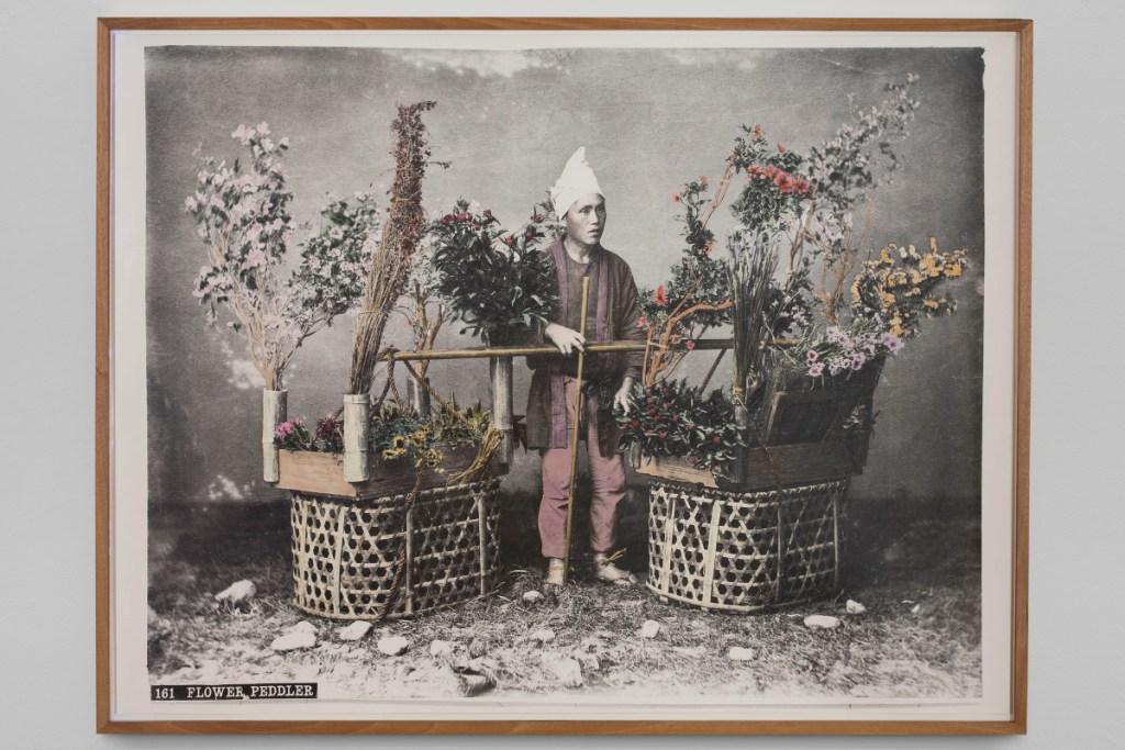 Linda FregniNagler, Flower Peddler