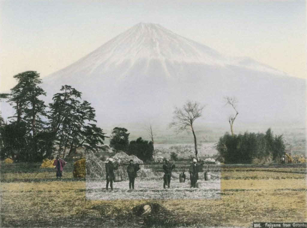 Linda FregniNagler, Fujiyama form Gotenba