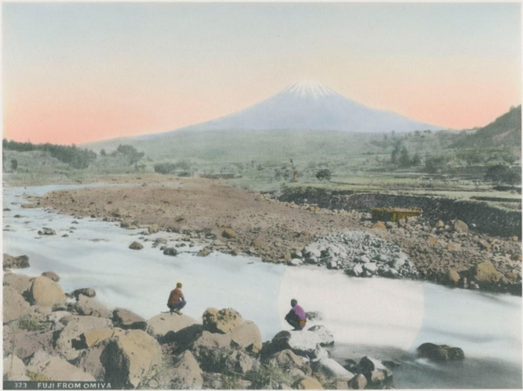 Linda FregniNagler, Fuji from Omiya