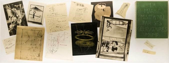Duchamp, La boite verte