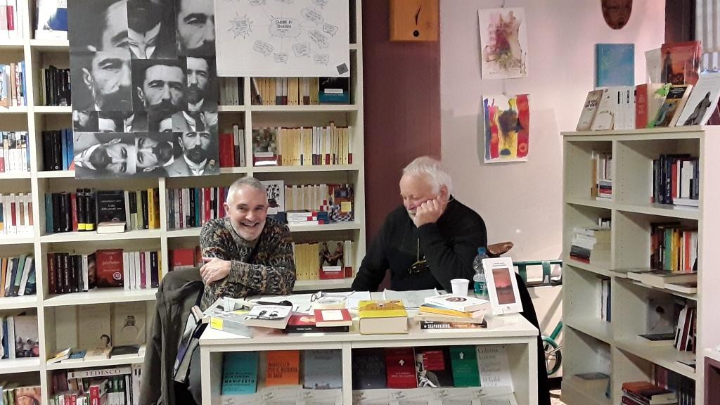 Gianni Bava e Michele Rados
