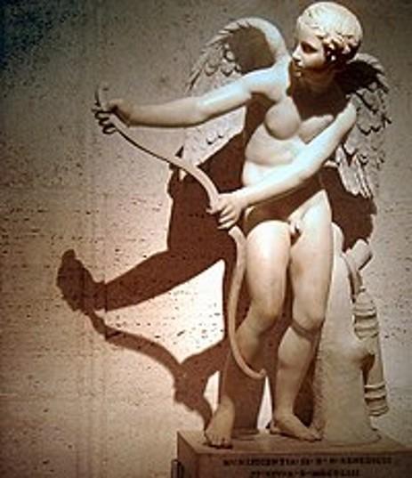 Lisippo, Eros con l'arco