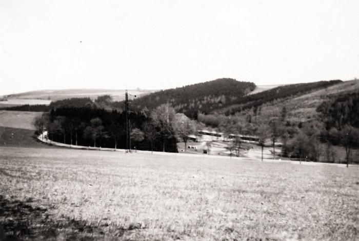 Campo di Venusbeerg 1944
