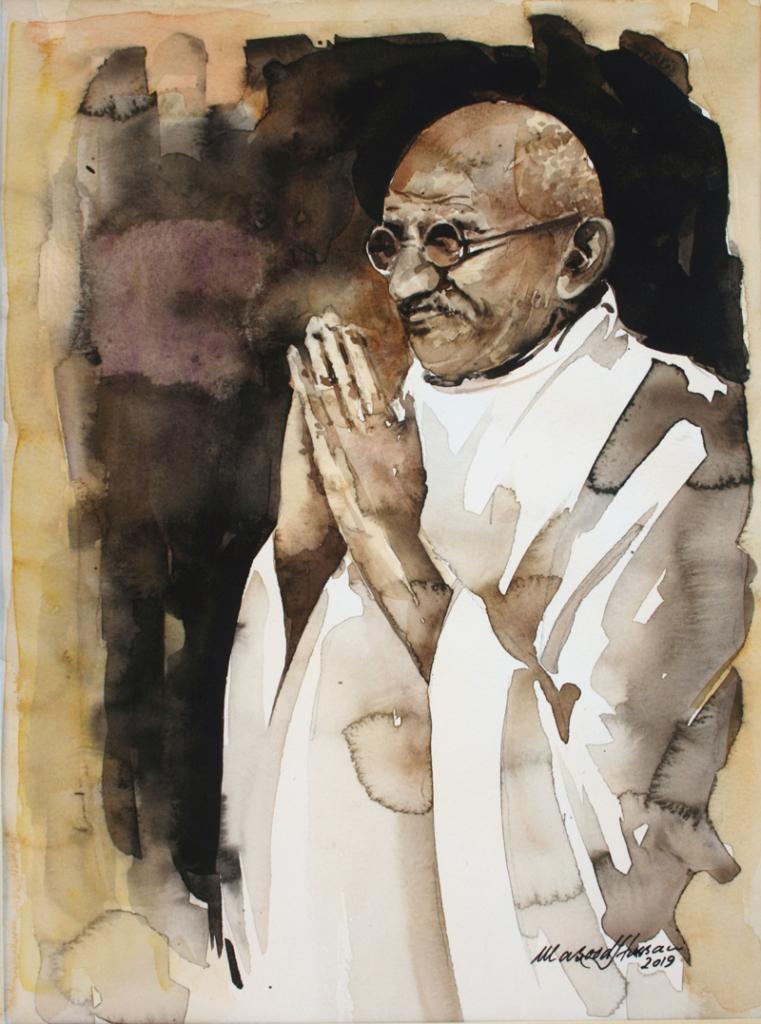 Masood Hussain, Mahatma - The Culturium