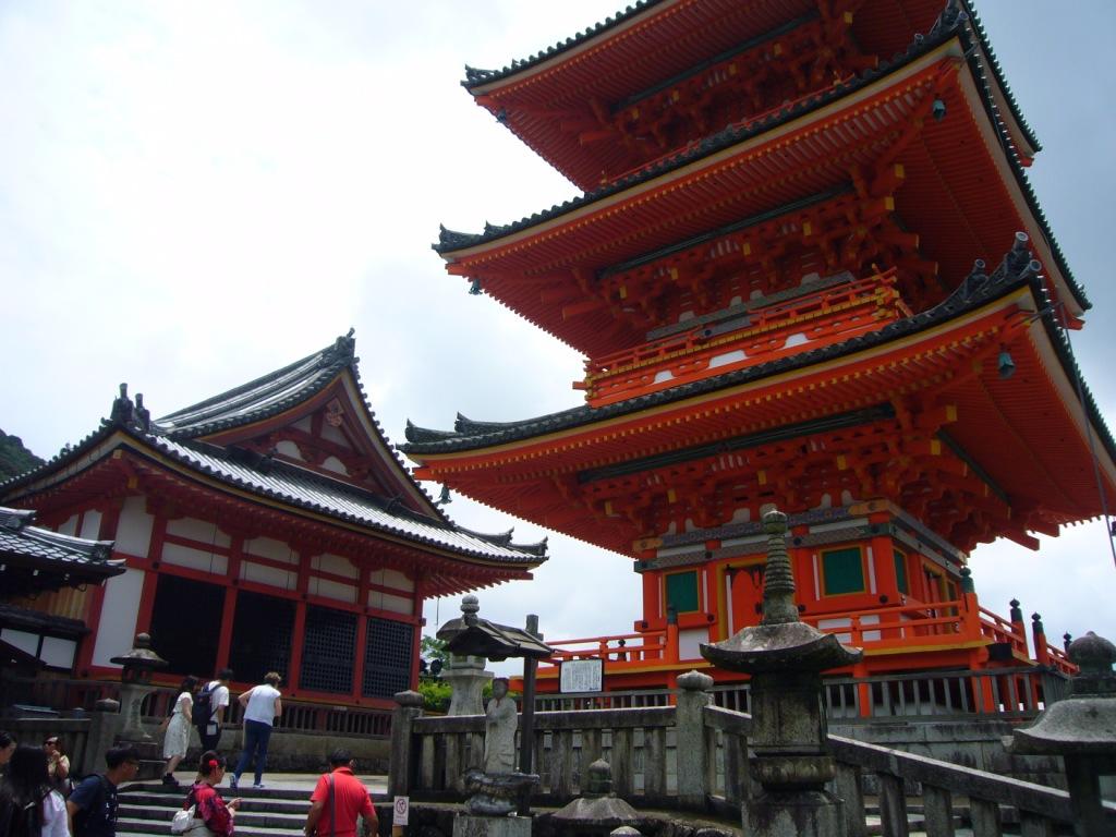 Tempio buddista a Arashiyama (Kyoto)