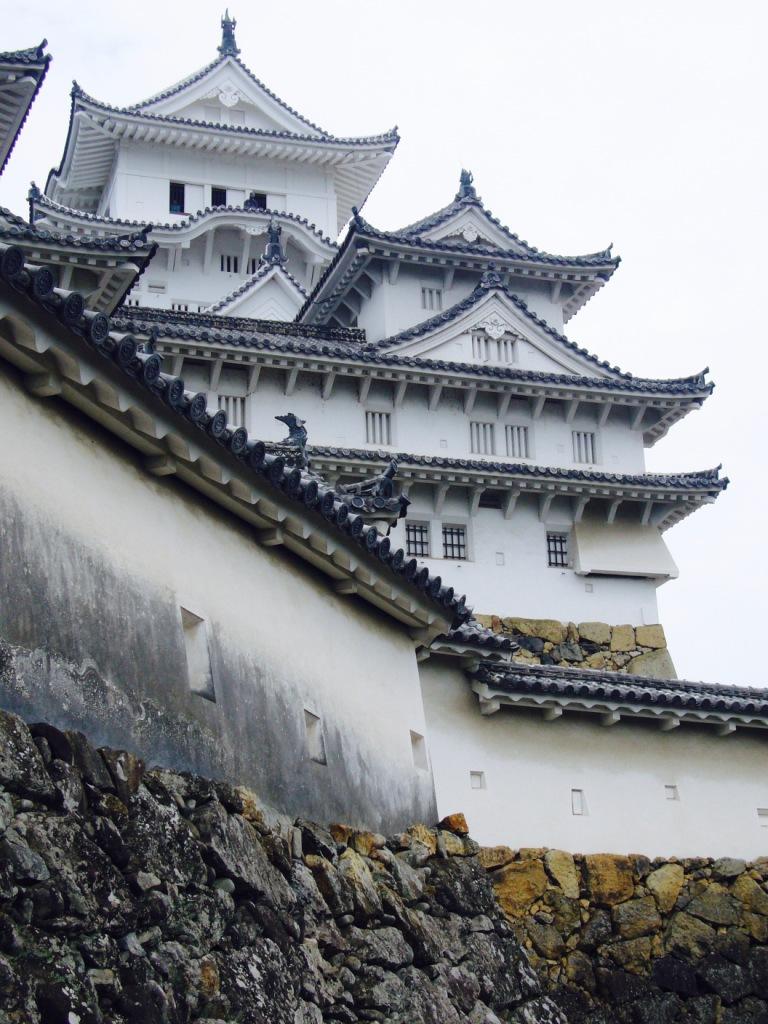 Castello medioevale di Himeji a Hyōgo