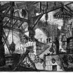 Piranesi, Carceri d'invenzione