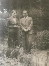 La prof. Marchiaro e il prof Cocito (foto concessa da  Pier Luigi Cocito, figlio del professore)