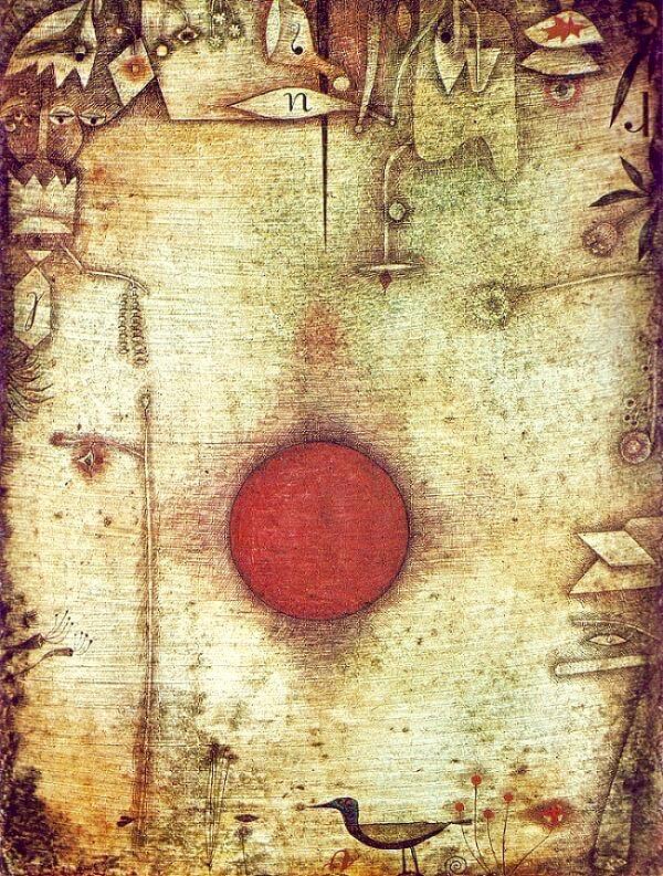 Paul Klee: Ad Marginem, 1930