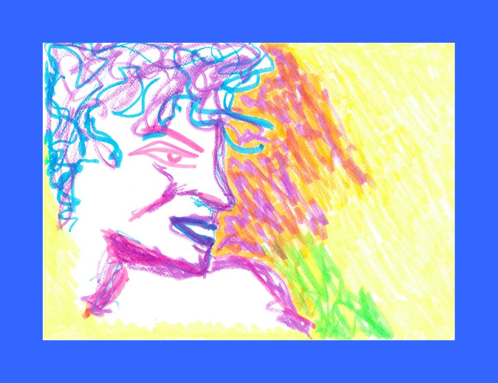 Ornella Vanoni, versione androgina ispirata alla copertina del CD