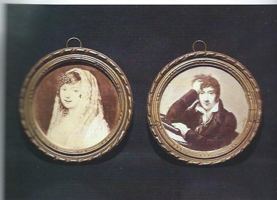 Enrichetta Blondel e Alessandro Manzoni